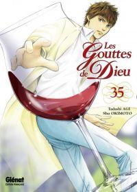 Les gouttes de Dieu T35, manga chez Glénat de Agi, Okimoto