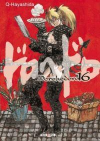 Dorohedoro T16, manga chez Soleil de Hayashida-Q