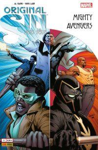 Original Sin – Hors-série, T2, comics chez Panini Comics de Barbiere, Ewing, Rudy, Land, d' Armata, Milla