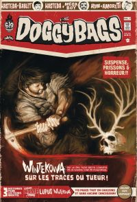 Doggybags T7 : Welcome home Johnny / Lupus / Wintekowa, comics chez Ankama de Run, Hasteda, Bablet, Mégaboy, Amoretti, Yuck, Nido, Pierce
