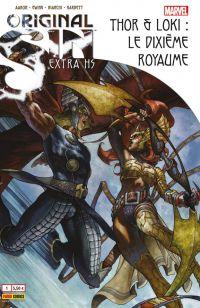 Original Sin : Thor & Loki : Le dixième monde (0), comics chez Panini Comics de Ewing, Aaron, Bianchi, Garbett, Woodard