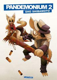 Pandemonium  T2 : , manga chez Ki-oon de Shibamoto