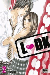 L-DK T2, manga chez Pika de Watanabe