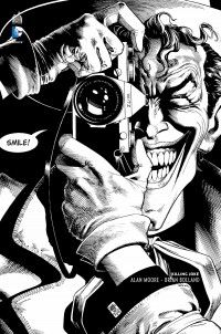 Batman - The Killing Joke : Edition noir et blanc 75 ans (0), comics chez Urban Comics de Moore, Bolland