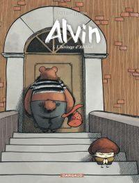 Alvin T1 : L'héritage d'Abélard (0), bd chez Dargaud de Hautière, Dillies