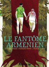 Le Fantôme arménien, bd chez Futuropolis de Perrier, Marchand, Azuélos