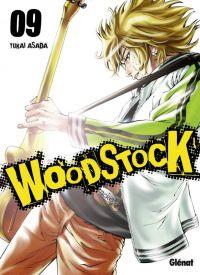 Woodstock T9, manga chez Glénat de Asada