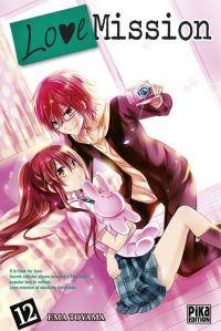 Love mission T12, manga chez Pika de Toyama
