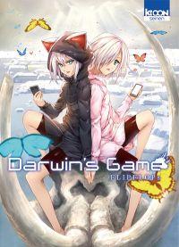 Darwin's game T4, manga chez Ki-oon de FLIPFLOPs