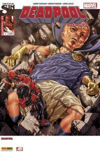 Deadpool (revue) – Hors série, T2 : La lune de miel est finie (0), comics chez Panini Comics de Posehn, Duggan, Lucas, Staples, Brooks