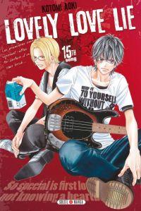 Lovely love lie T15, manga chez Soleil de Aoki
