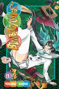 Bimbogami ga !  T10 : , manga chez Tonkam de Sukeno