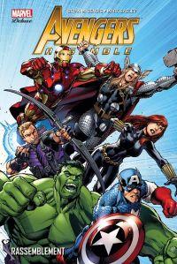 Avengers Assemble : Rassemblement (0), comics chez Panini Comics de Bendis, Bagley, Mounts
