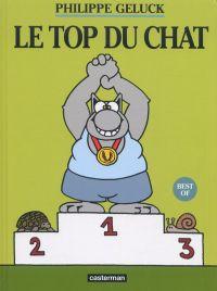 Le chat : Le top du chat (0), bd chez Casterman de Geluck, Procureur, Dehaes