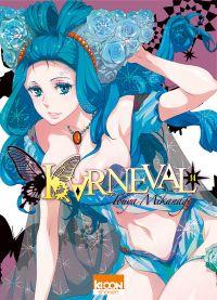 Karneval T14, manga chez Ki-oon de Mikanagi