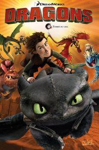 Dragons T1 : Tombé du ciel (0), comics chez Soleil de Furman, Georgiou, Nazif, Digikore studio