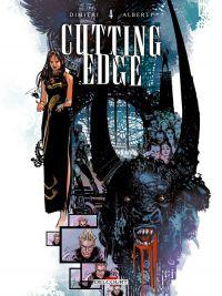 Cutting Edge T4, bd chez Delcourt de Dimitri, Alberti, Balam