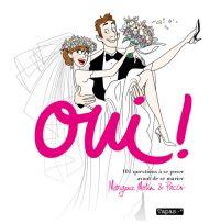 Oui ! : 101 Questions à se poser avant de se marier (0), bd chez Delcourt de Motin, Pacco