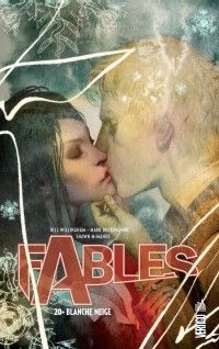 Fables T20 : Blanche Neige, comics chez Urban Comics de Willingham, Leialoha, McManus, Buckingham, Loughridge, Ruas