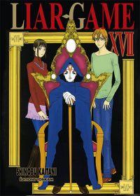 Liar game T17 : , manga chez Tonkam de Kaitani