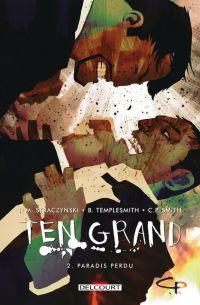 Ten Grand T2 : Paradis perdu (0), comics chez Delcourt de Straczynski, Dow Smith, Templesmith, Smith