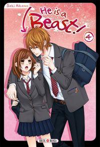 He is a beast  T4, manga chez Soleil de Aikawa