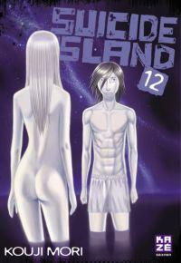 Suicide island T12, manga chez Kazé manga de Mori