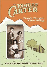 La Famille Carter, bd chez La pastèque de Young, Lasky