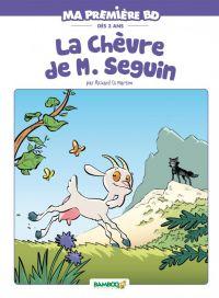 Chèvre de M. Seguin, bd chez Bamboo de Di Martino, Lerolle