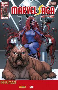 Marvel Saga Hors série T3 : Inhuman (1/3) - La Reine dans le ciel  (0), comics chez Panini Comics de Soule, Madureira, Stegman, Gracia, Cho