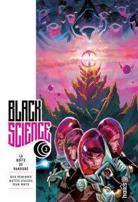Black Science T2 : La boîte de Pandore (0), comics chez Urban Comics de Remender, Scalera, White