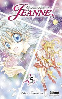 Kamikaze kaito Jeanne T5, manga chez Glénat de Tanemura