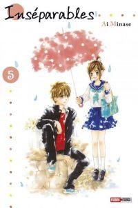 Inséparables  T5, manga chez Panini Comics de Minase