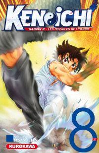 Ken-Ichi T8 : , manga chez Kurokawa de Matsuena