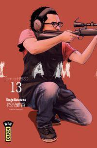 I am a hero T13 : , manga chez Kana de Hanazawa