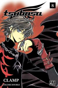 Tsubasa RESERVoir CHRoNiCLE – Edition double, T8, manga chez Pika de Clamp