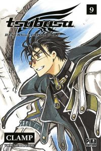 Tsubasa RESERVoir CHRoNiCLE – Edition double, T9, manga chez Pika de Clamp