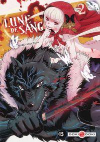 Lune de sang  T2, manga chez Bamboo de Maruyama