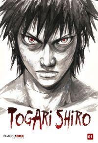 Togari shiro T1, manga chez Black Box de Natsume