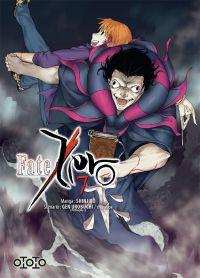 Fate Zero T7, manga chez Ototo de Shinjirô, Type-moon, Urobochi