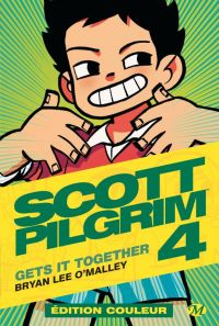 Scott Pilgrim T4 : Gets it together, comics chez Milady Graphics de O'Malley, Fairbairn