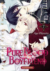 Pure blood boyfriend T7, manga chez Kurokawa de Shouoto