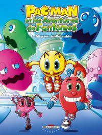 Pac-Man T2 : Tous à la mer !, bd chez Delcourt de Collectif