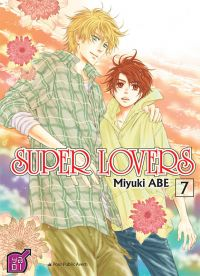 Super lovers T7, manga chez Taïfu comics de Abe