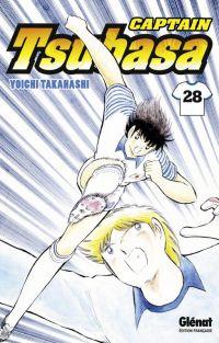 Captain Tsubasa T28, manga chez Glénat de Takahashi