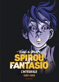 Spirou et Fantasio T16 : 1992-1999 (0), bd chez Dupuis de Tome, Janry