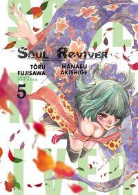 Soul reviver  T5, manga chez Tonkam de Fujisawa, Akishige