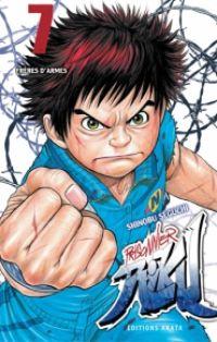 Prisonnier Riku T7, manga chez Akata de Seguchi