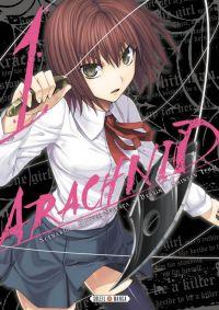 Arachnid T1, manga chez Soleil de Murata, Ifuji