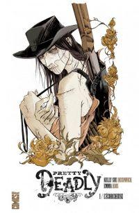 Pretty Deadly T1 : L'écorcheuse (0), comics chez Glénat de Deconnick, Rios, Bellaire